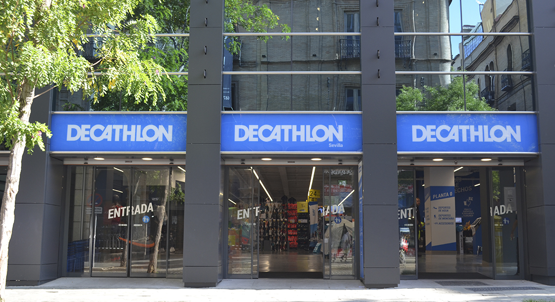 1. Decathlon