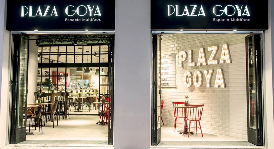 1. Plaza Goya