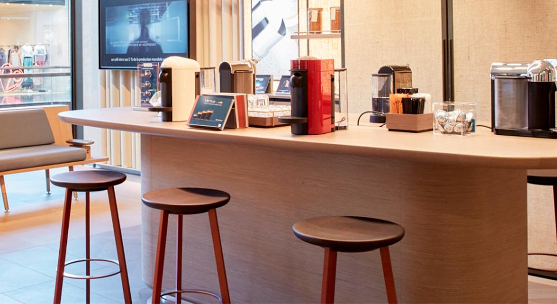 2.Nespresso