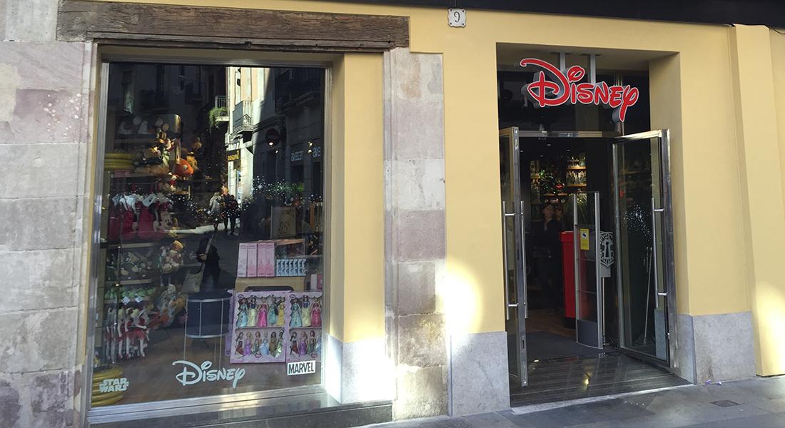 4. Disney