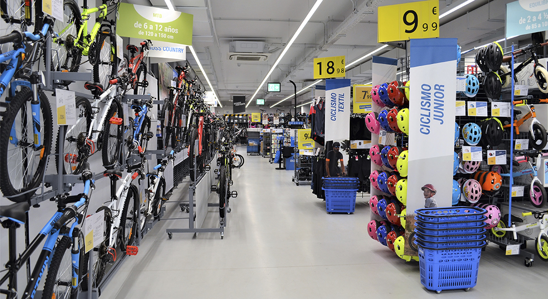 6. Decathlon