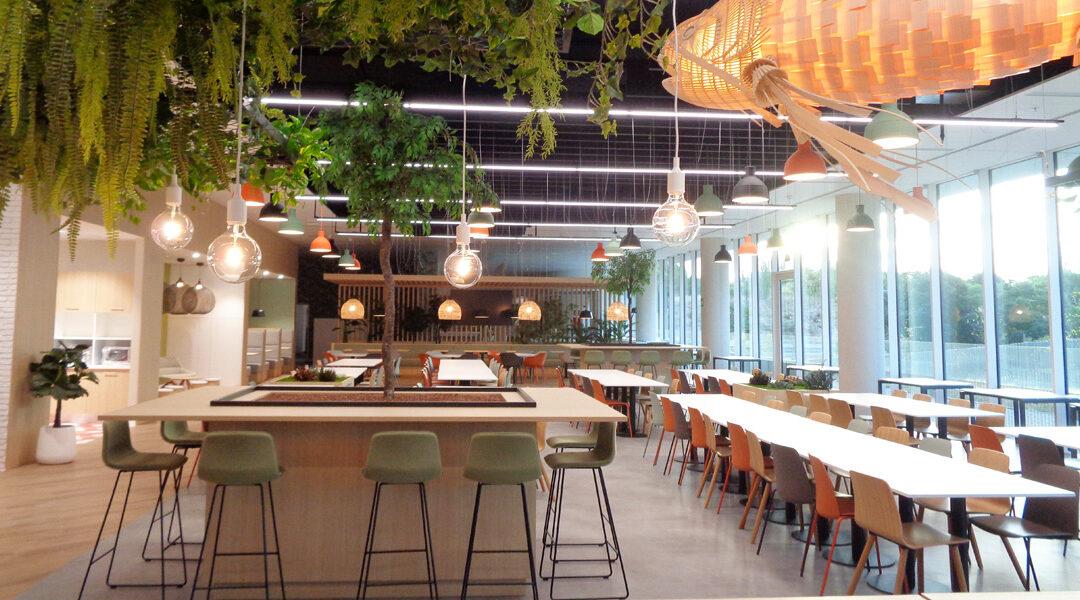 Nueva sede de ING, un proyecto respetuoso con el medio ambiente