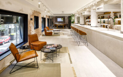 Cosentino City llega a Barcelona de la mano de IC Construction